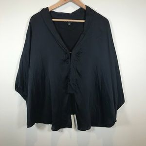 Elizabeth & James Silk Top